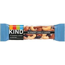 KND18039 - KIND Blueberry Vanilla & Cashew