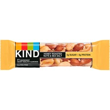 KND19990 - KIND Honey Roasted Nuts & Sea Salt