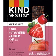 KND24842 - KIND Strawberry Apple Chia
