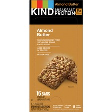 KND 25953 KIND Breakfast Protein Bars KND25953