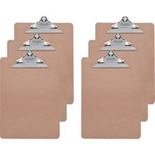 SPR 00895BD Sparco Hardboard Clipboard SPR00895BD