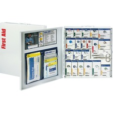 FAO 746000 First Aid Only 50 Person Large SC 1st Aid Cabinet FAO746000