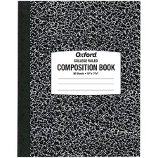 OXF 26252 Oxford College-ruled Composition Notebook OXF26252