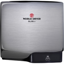 WRL L973A World Dryer SLIMdri Automatic Hand Dryer WRLL973A