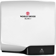 WRL L974A World Dryer SLIMdri Automatic Hand Dryer WRLL974A