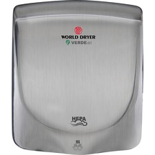 WRL Q973A World Dryer VERDEdri High-speed Hand Dryer WRLQ973A