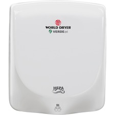 WRL Q974A World Dryer VERDEdri High-speed Hand Dryer WRLQ974A