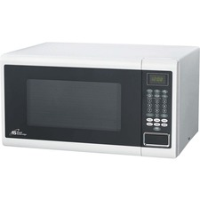 Royal Sovereign 900-watt Microwave Oven - Single - 25.49 L Capacity - Microwave - 10 Power Levels - 900 W Microwave Power - 120 V AC - White