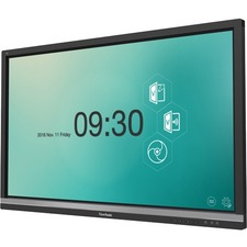 "Viewsonic ViewBoard IFP5550 Collaboration Display - 55"" LCD - ARM Cortex A53 1.20 GHz - 2 GB - Infrared (IrDA) - Touchscreen - 16:9 Aspect Ratio - 3840 x 2160 - LED - 350 cd/m² - 1,200:1 Contrast Ratio - 2160p - USB - HDMI - VGA - Android 5.1 Lollipo"