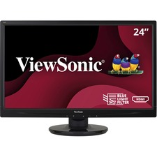 "VEW VA2446MHLED ViewSonic VA2446MH-LED 24"" Monitor VEWVA2446MHLED"