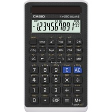 CSO FX260SOLARII Casio FX 260 SOLAR II Scientific Calculator CSOFX260SOLARII