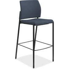 HON SCS2NECU98B HON Accommodate Armless Cafe Height Stool HONSCS2NECU98B