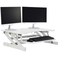 LLR99984 - Lorell Adjustable Desk Riser Plus