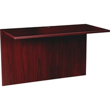 LLRPB2448MY - Lorell Prominence Mahogany Laminate Office Suite