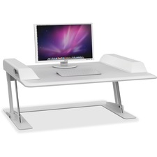 SAF 2178WH Safco Merge Sit-Stand Desktop Workstation SAF2178WH