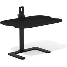 SAF 2180BL Safco Height-Adjustable Laptop Stand SAF2180BL