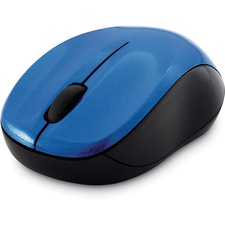 VER 99770 Verbatim Silent Wireless Blue LED Mouse VER99770