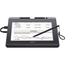 "Wacom Interactive Pen display DTH-1152 - Active Pen - 8.79"" (223.20 mm) x 4.94"" (125.55 mm) Active Area - Wired - Black - 10.1"" LCD - 1920 x 1080 - USB - 2540 LPI"