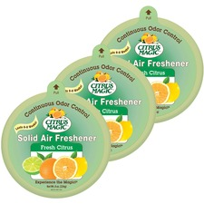 BMT 616472149 Beaumont Citrus Magic Solid Air Freshener BMT616472149