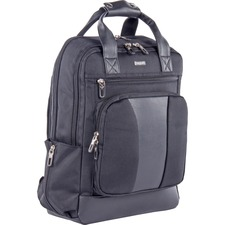 BND BKP112BLACK Bond Street Gregory Business Backpack BNDBKP112BLACK