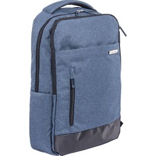 BND BKP115BLUE Bond Street Ryan Business Backpack BNDBKP115BLUE