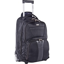 BND BKPW2621BLK Bond Street Wheeled Gregory Backpack BNDBKPW2621BLK