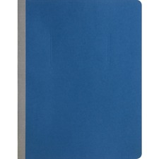 """Business Source Letter Recycled Report Cover - 8 1/2"""" x 11"""" - Dark Blue - 10% Recycled"""
