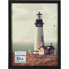 DAX N16812BT Burns Grp. Digital Enlargement Black Wood Frame DAXN16812BT