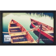 DAX N16814BT Burns Grp. Digital Enlargement Black Wood Frame DAXN16814BT