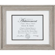 DAX N685314T Burns Grp. Barnwood Document Frame DAXN685314T