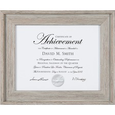 DAX N685385T Burns Grp. Barnwood Document Frame DAXN685385T
