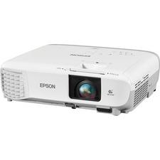 EPSV11H854020 - Epson PowerLite S39 LCD Projector - White, Gray