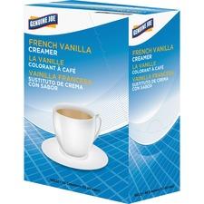 GJO 98222 Genuine Joe Liquid Coffee Creamer Singles GJO98222
