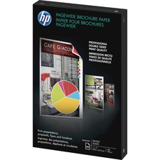 HEW Z7S66A HP PageWide Glossy Brochure Paper HEWZ7S66A