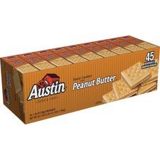 KEB10021 - Austin Peanut Butter Snack Crackers