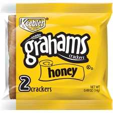 KEB38406 - Keebler Grahams Honey Crackers