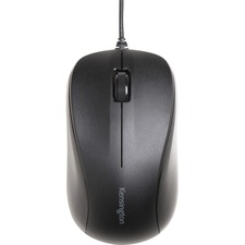 KMW 72110 Kensington Quiet Clicking Wired Mouse KMW72110