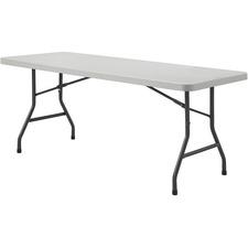 LLR 12348 Lorell Ultra-Lite Folding Tables LLR12348