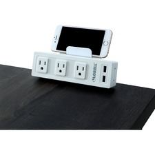 LLR33997 - Lorell Desktop AC Power Center