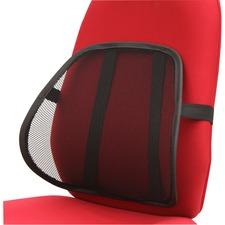 LLR 42171 Lorell Ergo Mesh Lumbar Back Support LLR42171