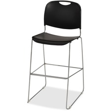 LLR 42947 Lorell Bistro Height Chair LLR42947