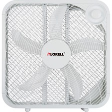 LLR 44575 Lorell 3-speed Box Fan LLR44575