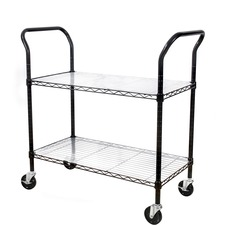 LLR45655 - Lorell Light Duty Mobile Cart