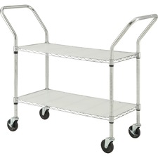 LLR 45656 Lorell Light Duty Mobile Cart LLR45656