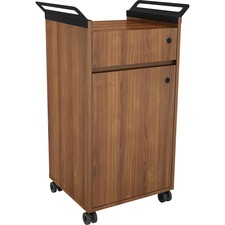 LLR59654 - Lorell Mobile Storage Cabinet with Drawer