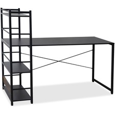 LLR59663 - Lorell Multishelf Tower Computer Desk