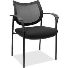 LLR60511 - Lorell Mesh Back Guest Chair