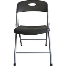 LLR62529 - Lorell Translucent Folding Chairs