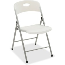 LLR 62530 Lorell Translucent Folding Chairs LLR62530