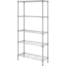 LLR70062 - Lorell Light-Duty Wire Shelving